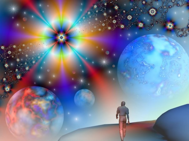 intergalactic earth